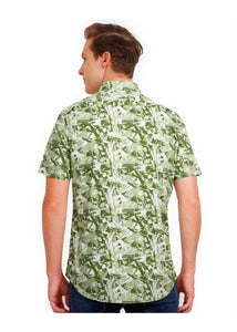 Tusok-mojitoVacation-Printed Shirtimage-Green Zigzag (3)