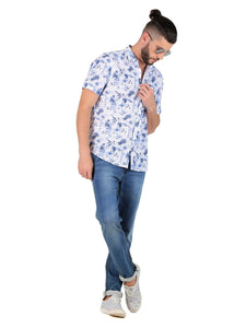 Tusok-neptuneVacation-Printed Shirtimage-Blue Linen (4)
