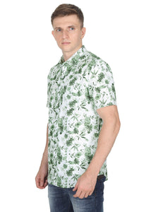 Tusok-orchardFeatured Shirt, Vacation-Printed Shirtimage-Green Linen (2)