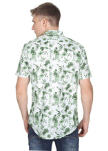 Load image into Gallery viewer, Tusok-orchardFeatured Shirt, Vacation-Printed Shirtimage-Green Linen (4)