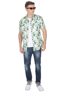 Tusok-orchardFeatured Shirt, Vacation-Printed Shirtimage-Green Linen (6)