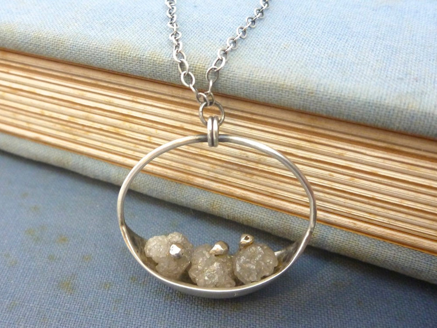 Sweet Voyage Necklace, silver
