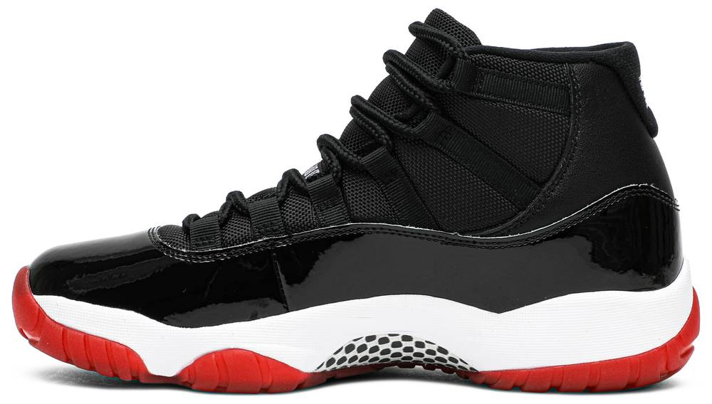 Air Jordan 11 Retro 'Bred' 2019 - Culture source