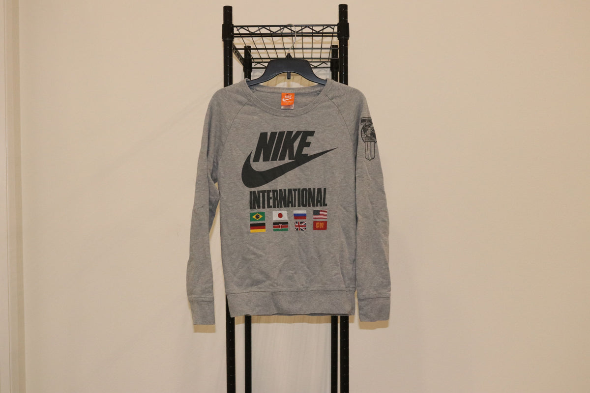 Nike International Track and Field Olympic Sweatshirt - Culture source