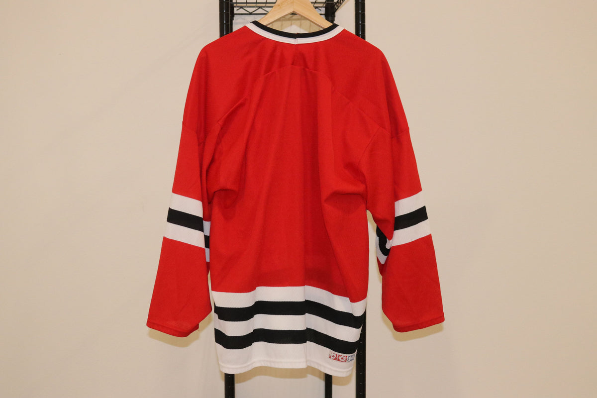NHL Air Knit Chicago Blackhawks Hockey Jersey - Culture source