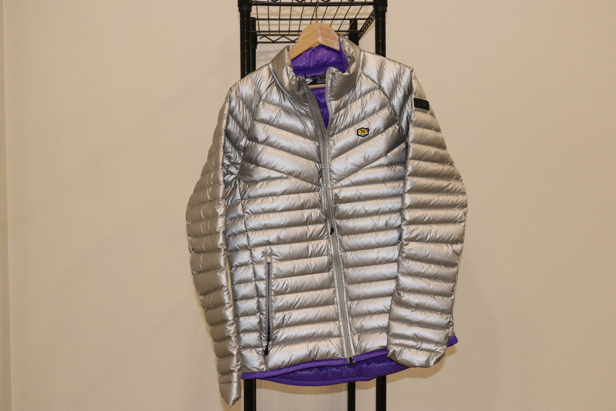 "Nike TH Tottenham Hotspur Men's Aeroloft Goose Down Jacket ""Silver"" - Culture source"