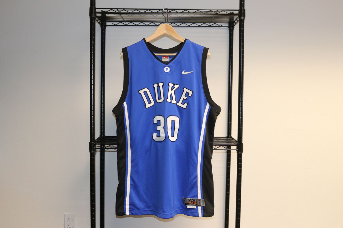 NCAA Nike Duke Blue Devils College  Basketball Authentic Jersey (Seth Curry) - Culture source