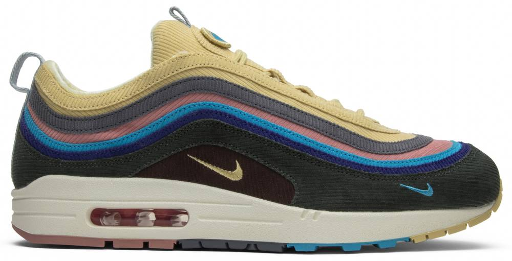 Sean Wotherspoon x Air Max 1/97 'Sean Wotherspoon' - Culture source