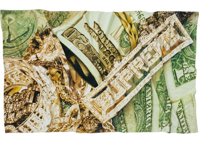 Supreme Bling Towel Green - Culture source