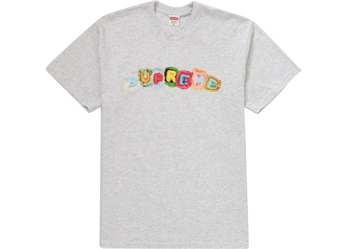 Supreme Pillows Tee Ash Grey - Culture source