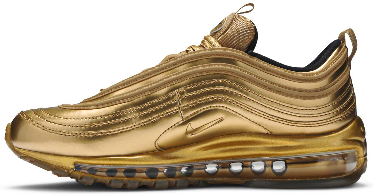 NIKE Air Max 97 'Olympic Gold' - Culture source