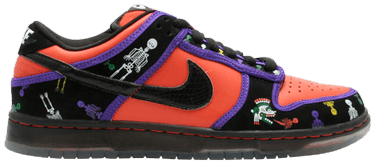 Nike Dunk Low Premium SB 'Day of the Dead' - Culture source