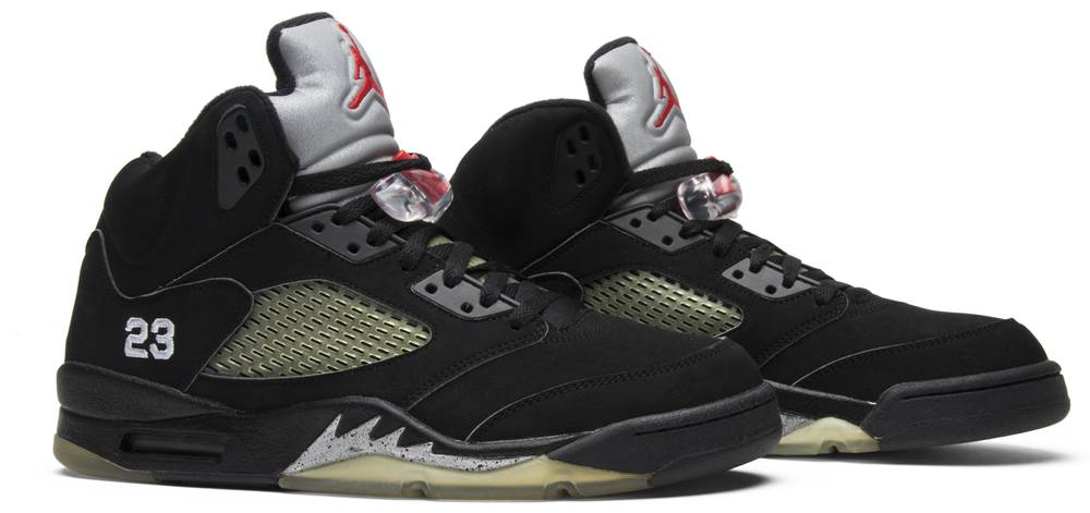 Air Jordan 5 Retro 'Metallic' 2007 - Culture source
