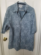 Men's Columbia Floral Print Button Down