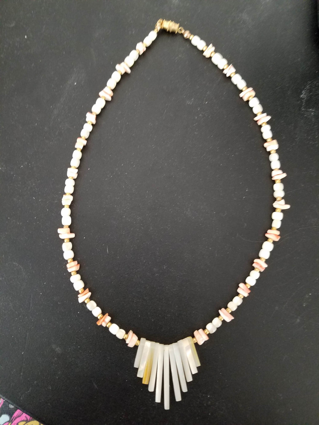 Women's Shell Necklace
