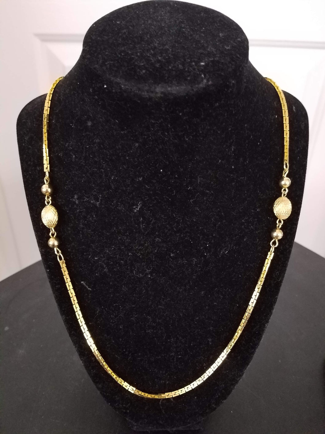 Women's Gold Necklace