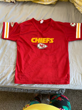 Load image into Gallery viewer, Kansas City Chief's Baby Size Jersey