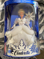 Mattel's Cinderella Barbie Holiday's 1996