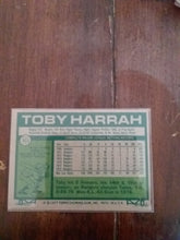 Load image into Gallery viewer, Toby Harrah Texas Rangers 1977 Topps Trading Card