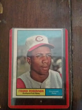 Load image into Gallery viewer, Frank Robinson Topps Card