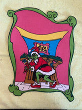 Load image into Gallery viewer, The Grinch Holiday Iron On Applique