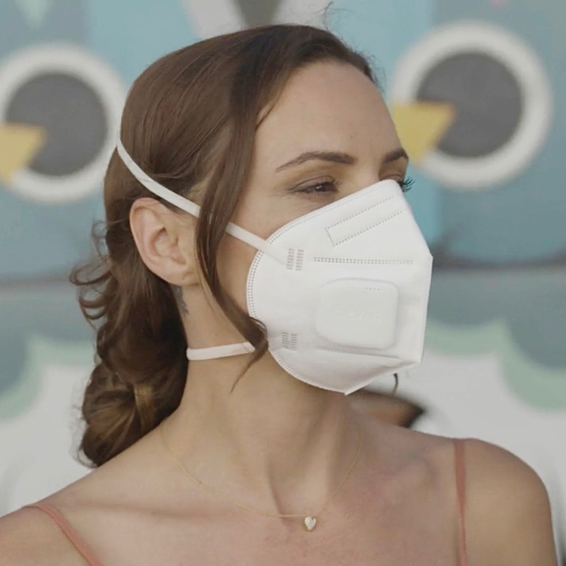 Our world is changing daily, and we need protection from invisible dangers in the very air that we breathe. An effective comfortable mask that we can trust is essential to our daily lives.   But let's face it, wearing a mask is uncomfortable.