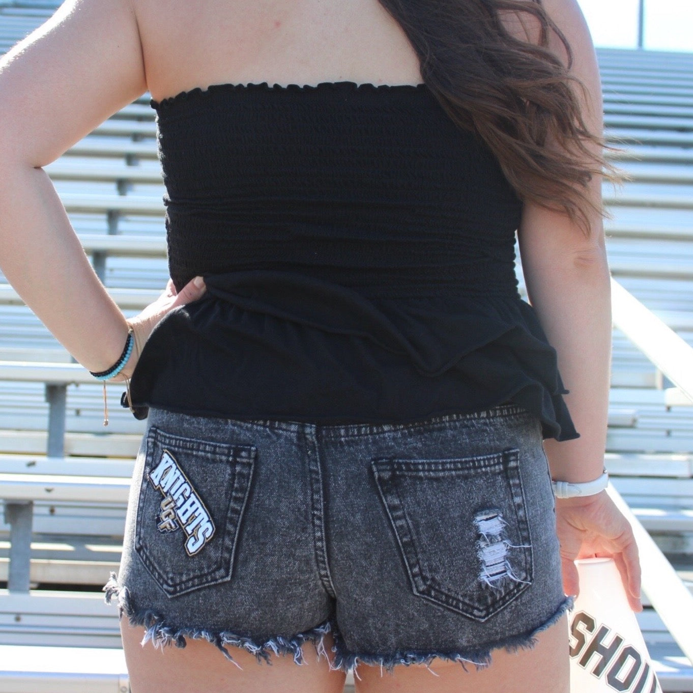 Kiss My Pass Shorts