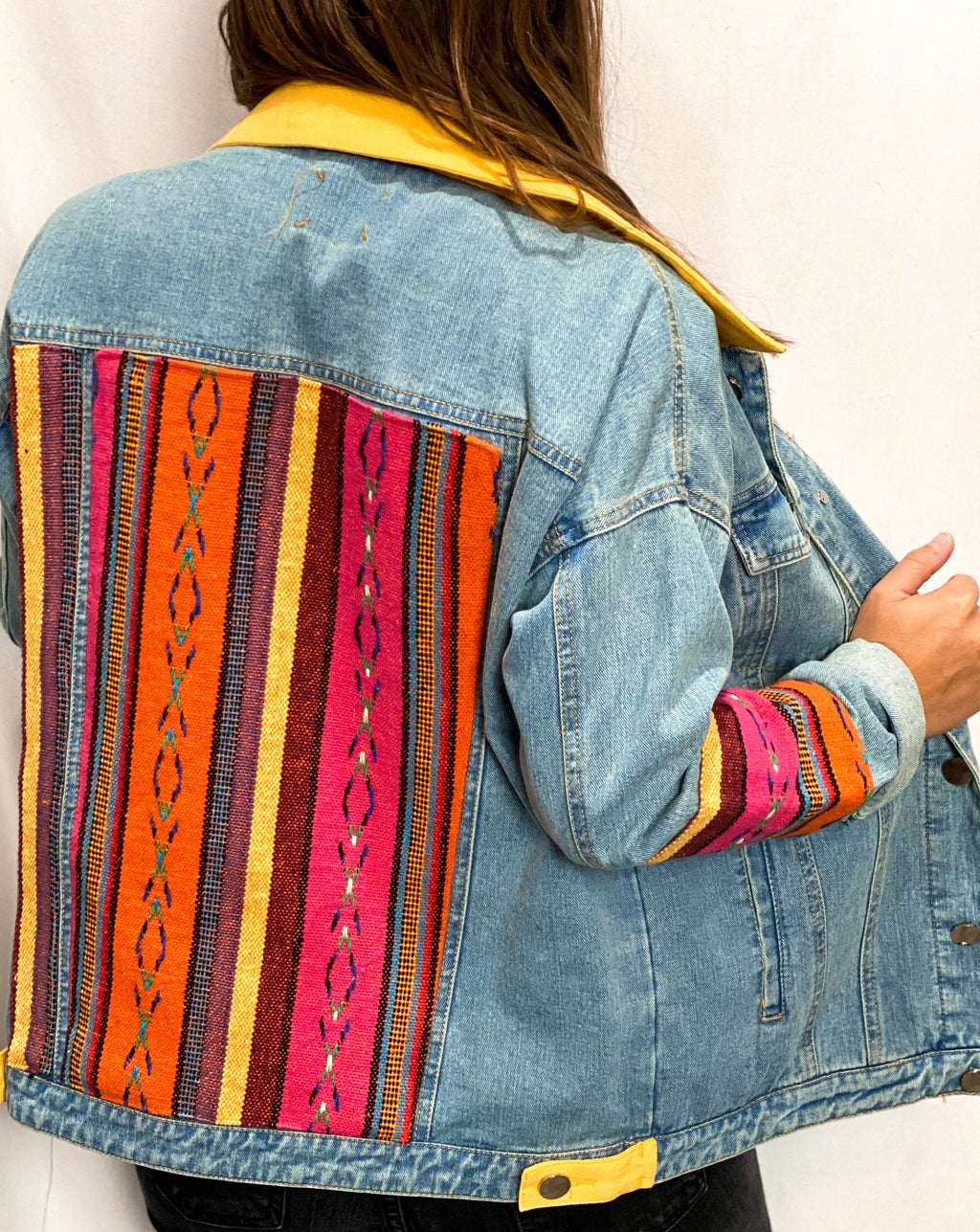 Inca Trail Denim Jacket