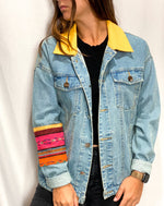 Load image into Gallery viewer, Inca Trail Denim Jacket