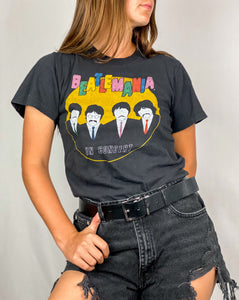 BeatleMania Vintage Band Tee