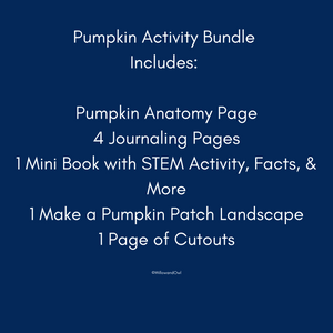 Pumpkin Anatomy Pack