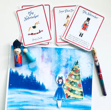 Load image into Gallery viewer, Nutcracker Activity Pack with Story Cards