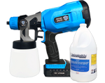 Battery Powered Handheld Fogger & Disinfectant Bundle - BHHF10-CCAOX1