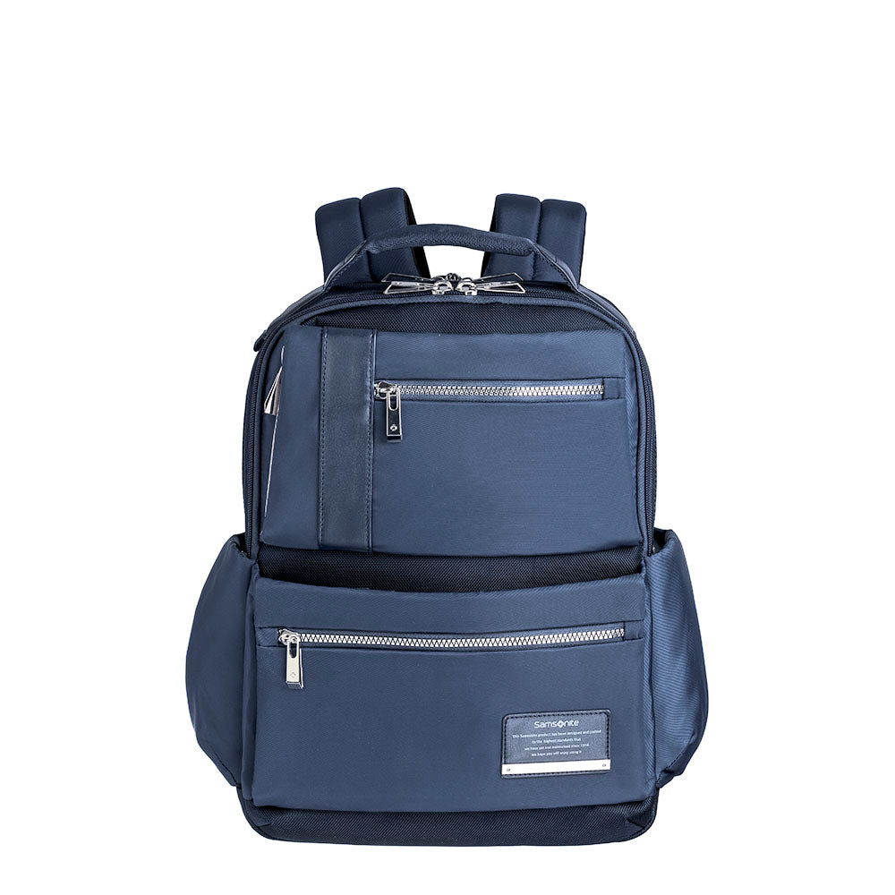 "Mochila Openroad Chic Laptop Backpack 14.1"" Azul 1.20 Lts"