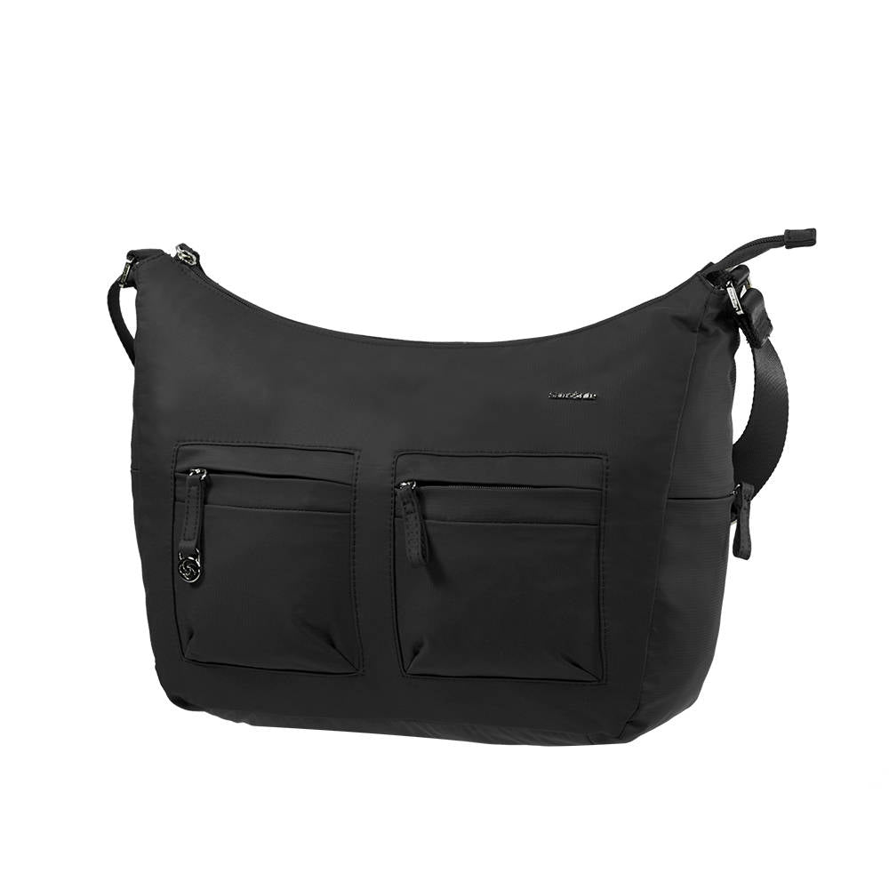 Cartera Move It Shoulder Bag M + 2 Pockets Negro