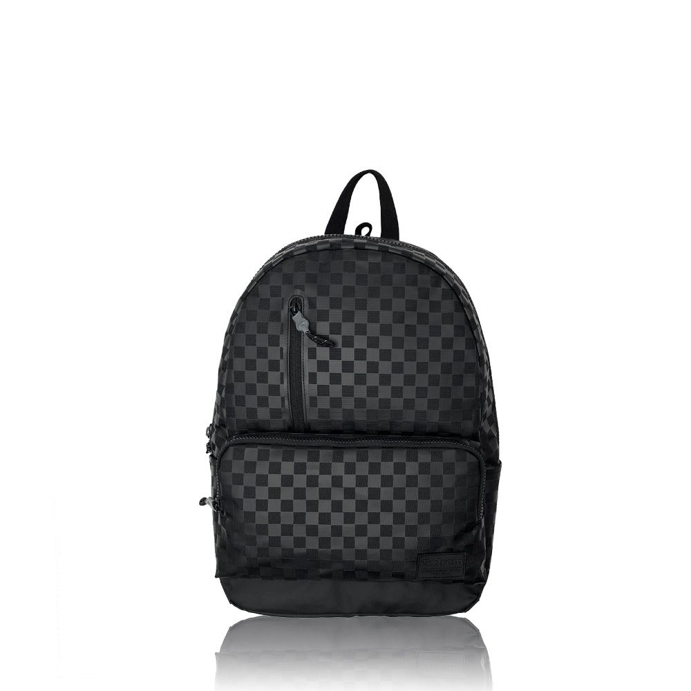 Mochila Kik 137 Black Checks M
