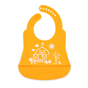 Barn Yard Friends Bib Catcher