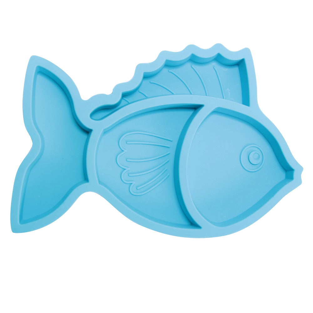Silicone Fish Divider Plate