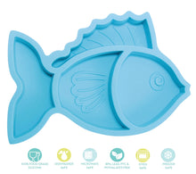 Load image into Gallery viewer, Silicone Fish Divider Plate