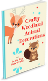 Woodland Animals Decorations Printables Collection
