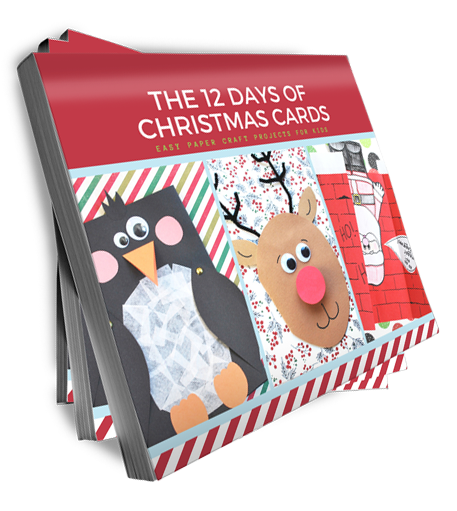 The 12 Days of Christmas Cards eBook