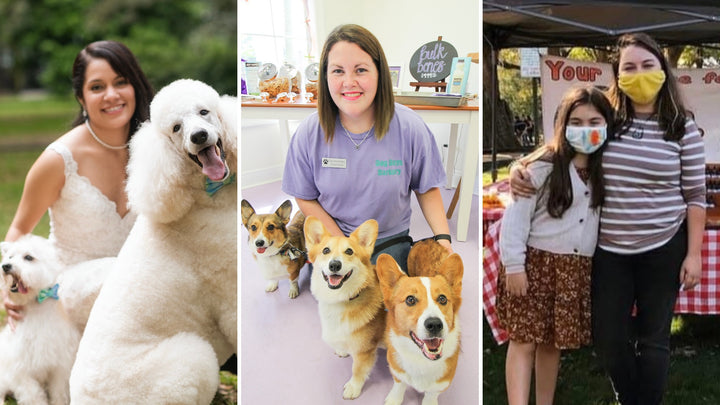 Persimmon Peak: The PawPrint Chronicles - Women in Business: Interviews with local pet business owners