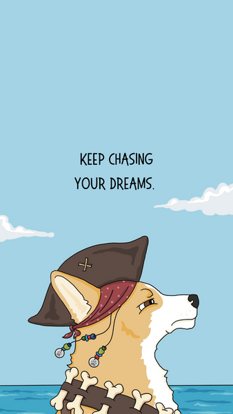 Persnickety Pets: Phone wallpaper Tucker