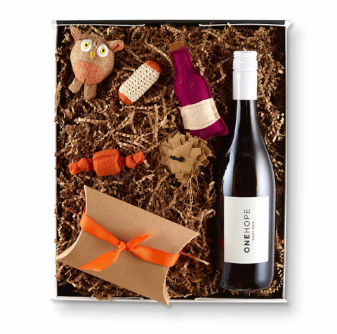 ONEHOPE Pinot for Paws Meow! Gift Box