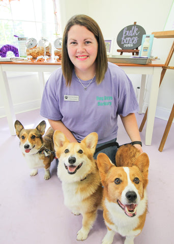Persimmon Peak: Interview with Carra Smith of Dog Days Barkery