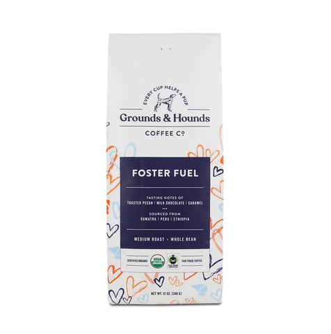 Grounds & Hounds Coffee Company Foster Fuel