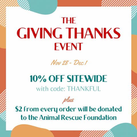 Persimmon Peak: our 2020 Giving Thanks Event