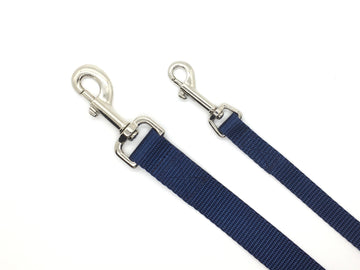 Persnickety Pets: midnight dog leash, 2 sizes