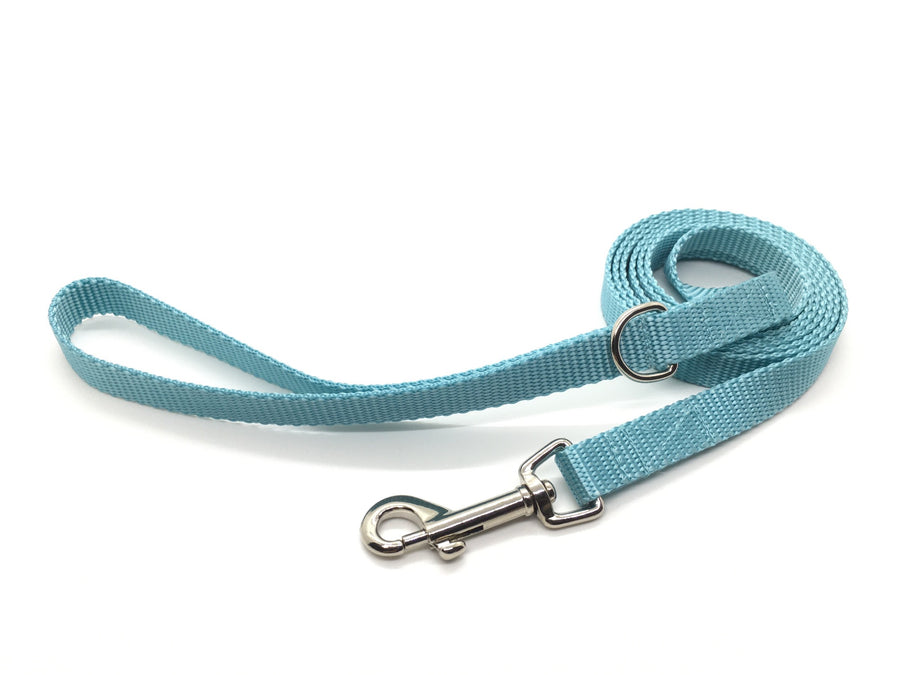 Persimmon Peak: midnight dog leash, standard