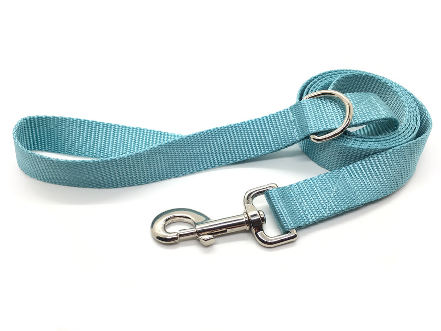 Persnickety Pets: midnight dog leash, wide